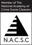 National Academy Crime Scene Cleaners Logo